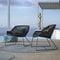 Cane-line Breeze lounge chair, black