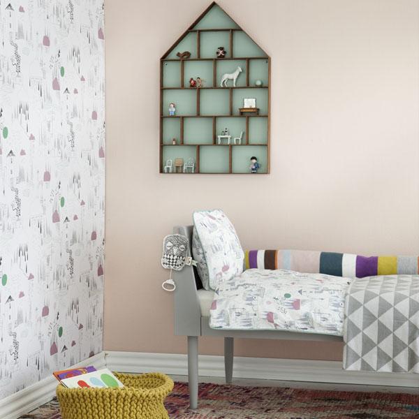 ferm living the little dorm hyllykk finnish design shop. Black Bedroom Furniture Sets. Home Design Ideas