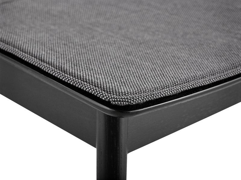 Woud cuscino per sgabello da bar pause grigio finnish design shop