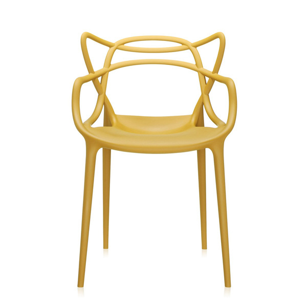 Masters Chair, Mustard