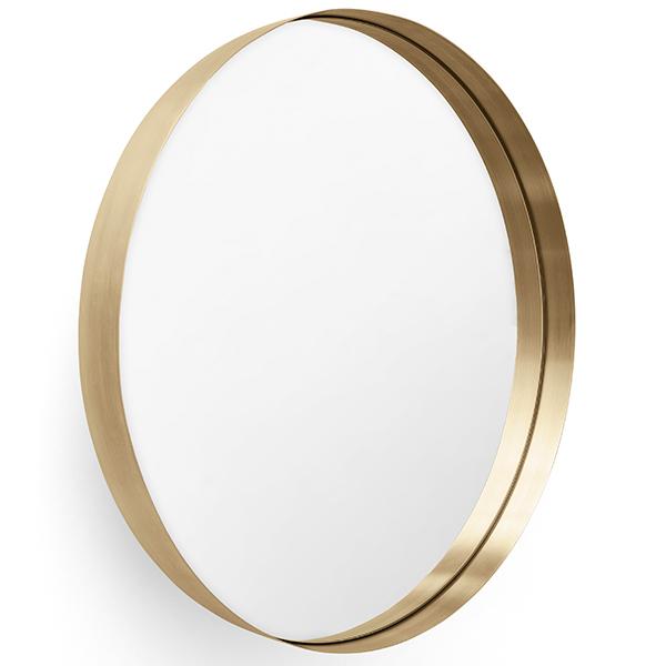 menu specchio darkly medio ottone finnish design shop