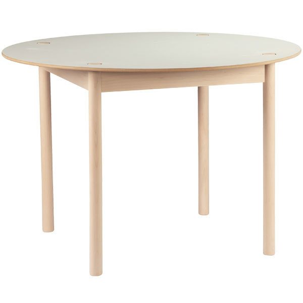 hay c44 table round finnish design shop. Black Bedroom Furniture Sets. Home Design Ideas