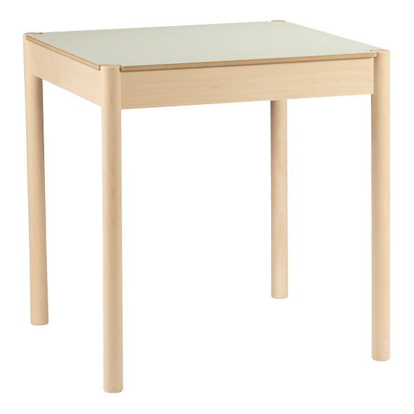 Hay c44 table 70 x 70 cm finnish design shop for Table design 70