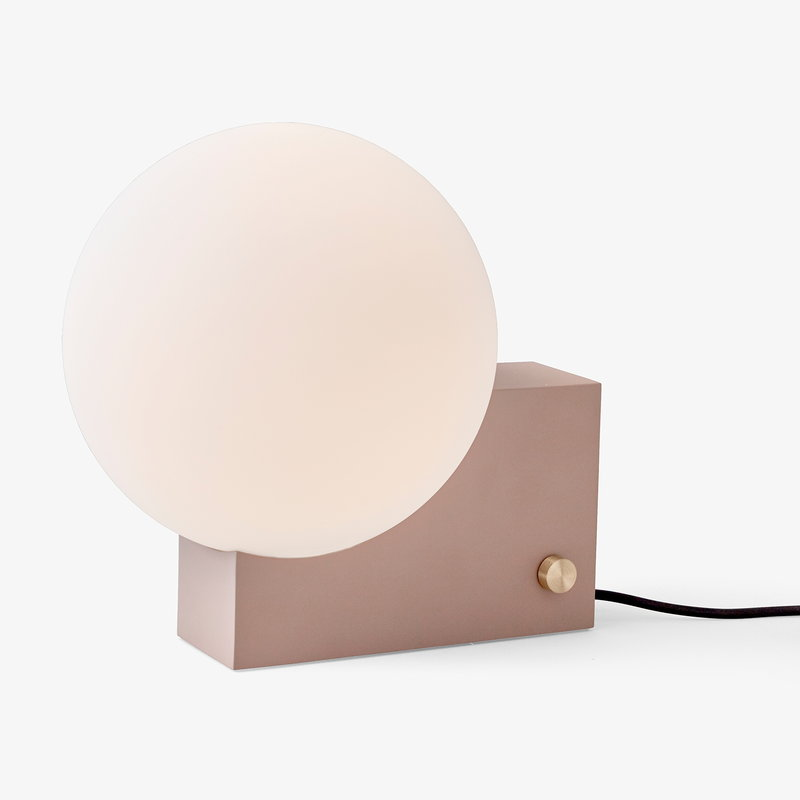 Tradition Journey Shy1 Lamp Clay Finnish Design Shop