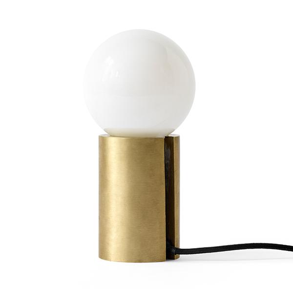Menu socket occasional table lamp brass finnish design shop socket occasional table lamp brass aloadofball Choice Image