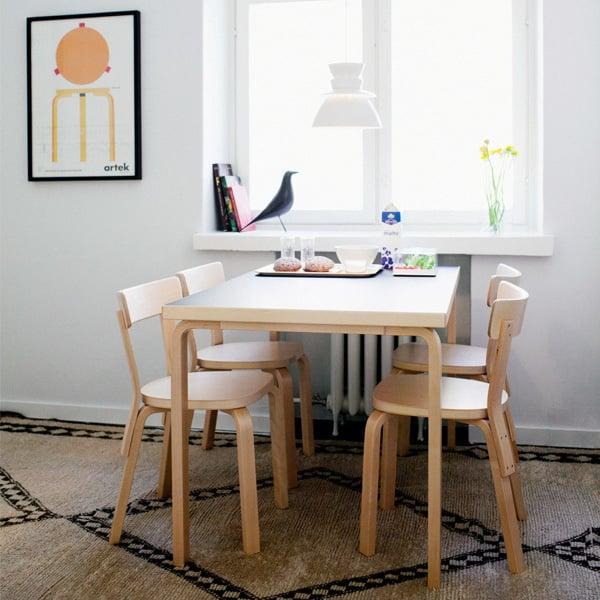 artek aalto chair 69 finnish design shop