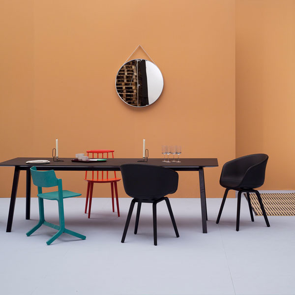 hay strap peili pieni harmaa finnish design shop. Black Bedroom Furniture Sets. Home Design Ideas