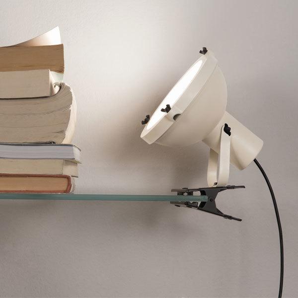 Nemo Lighting Projecteur 165 Clip Lamp, Night Blue