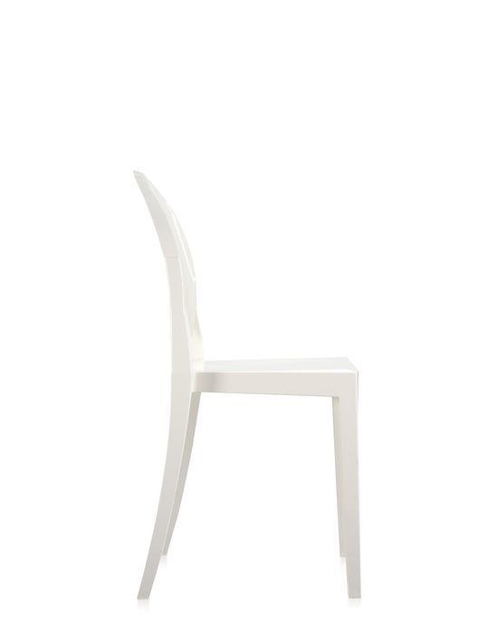 kartell victoria ghost chair white finnish design shop