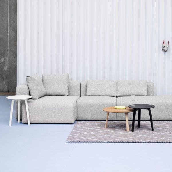Admirable Hay Bella Coffee Table 60 Cm High Oiled Oak Finnish Beatyapartments Chair Design Images Beatyapartmentscom