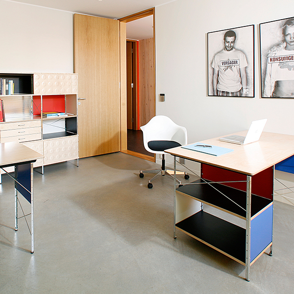 Vitra eames desk unit finnish design shop for Vitra home desk replica