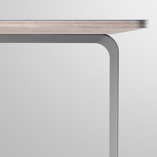Muuto 70 70 table 170 x 85 cm finnish design shop for Table largeur 85 cm