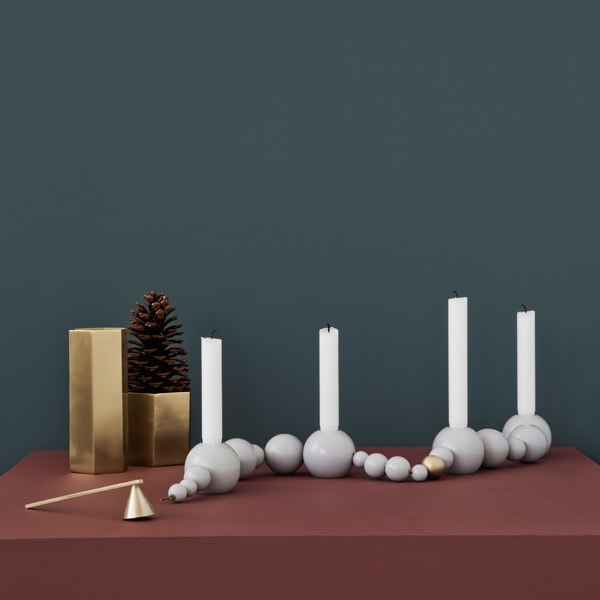 ferm living candle snuffer brass finnish design shop. Black Bedroom Furniture Sets. Home Design Ideas