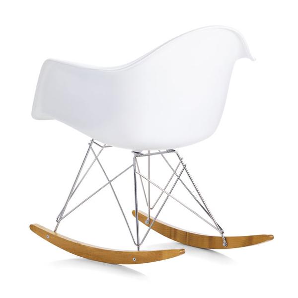 Vitra eames rar keinutuoli valkoinen finnish design shop for Vitra replica shop