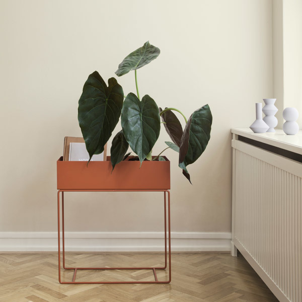 Ferm Living Plant Box Nero Finnish Design Shop