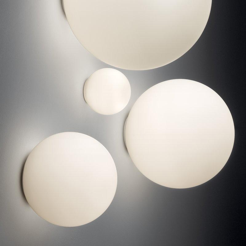 Artemide dioscuri 14 wallceiling lamp finnish design shop artemide dioscuri 14 wallceiling lamp aloadofball Gallery