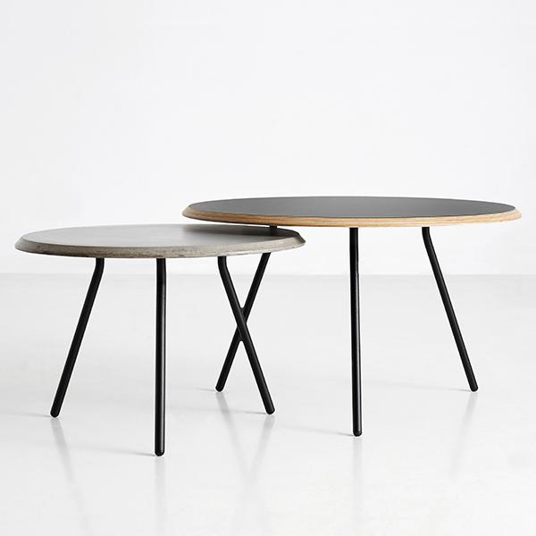 Woud Soround Coffee Table Concrete Top Finnish Design Shop