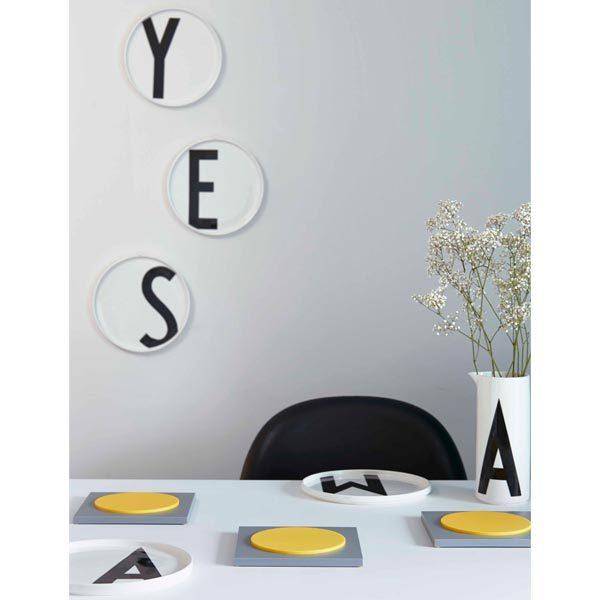 Design letters piatto arne jacobsen a z finnish design shop for Design piatto