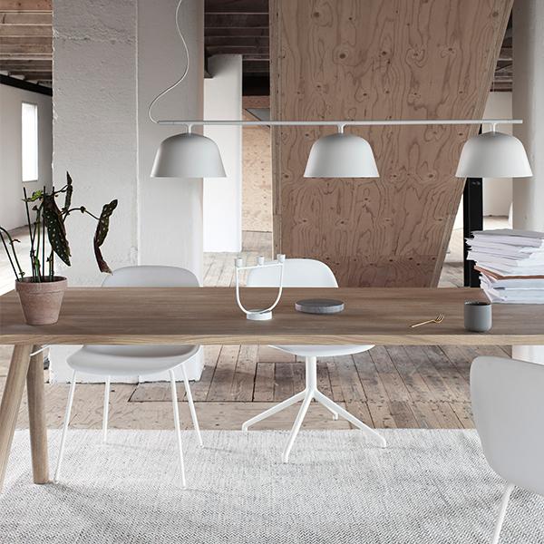 Muuto Ambit Rail Lamp White Finnish Design Shop