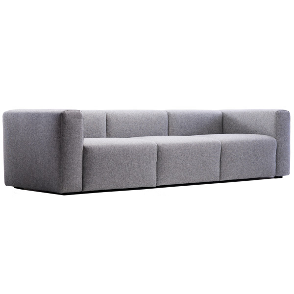 hay mags sofa 3 seater finnish design shop. Black Bedroom Furniture Sets. Home Design Ideas