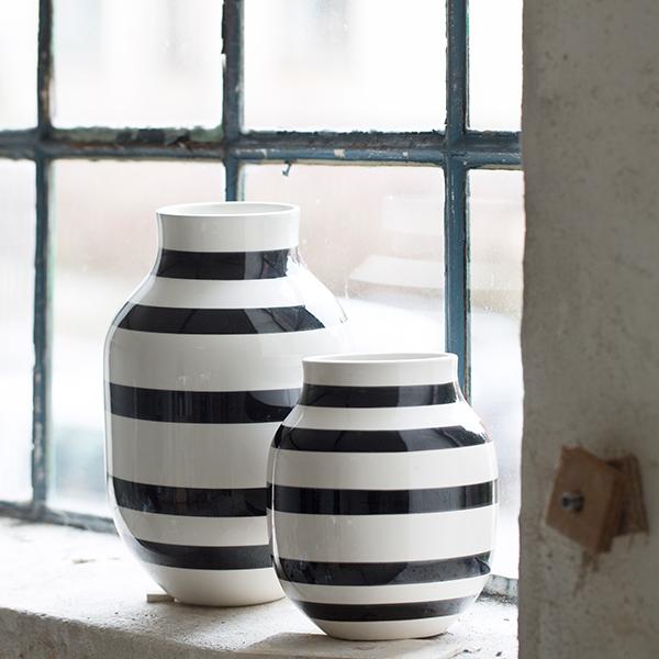 Khler Omaggio Vase Large Granite Grey Finnish Design Shop