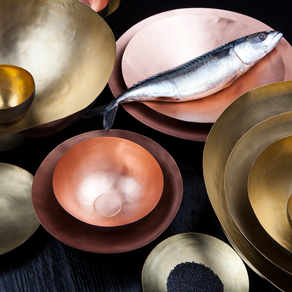 Tom Dixon Form Bowl Set Large 5 Pcs Finnish Design Shop