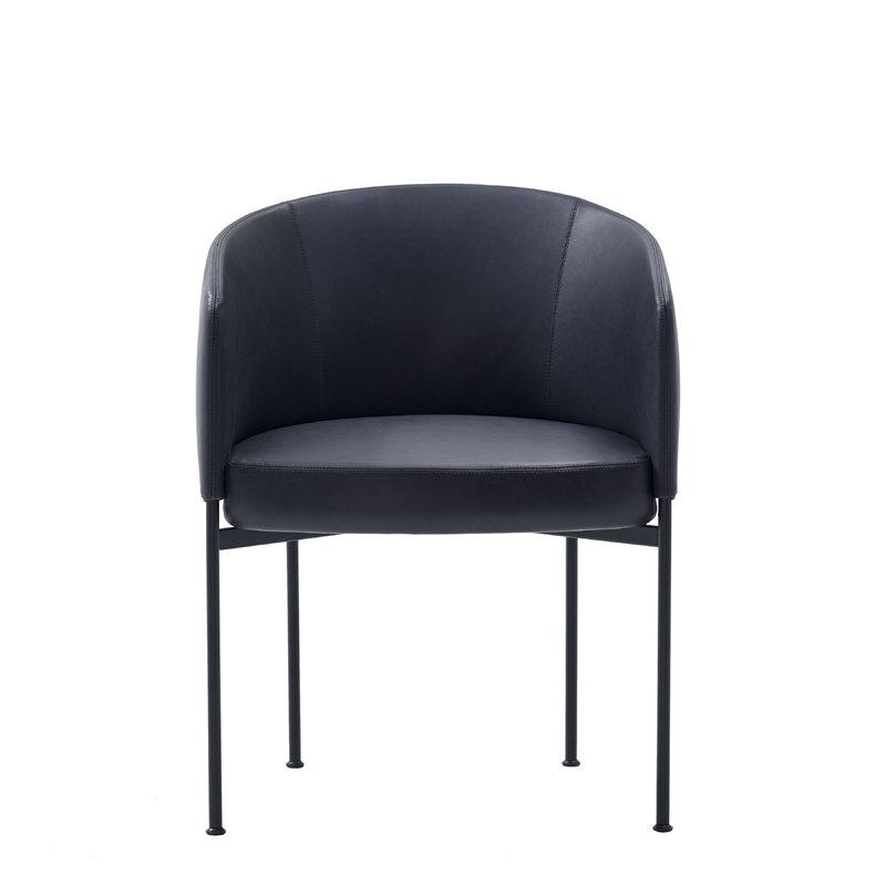 Adea Bonnet Dining Chair Aniline Leather Finnish Design Shop