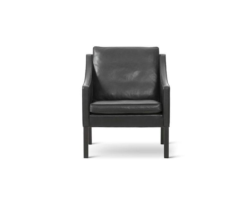 furniture chairs armchairs mogensen 2207 armchair black p region=us