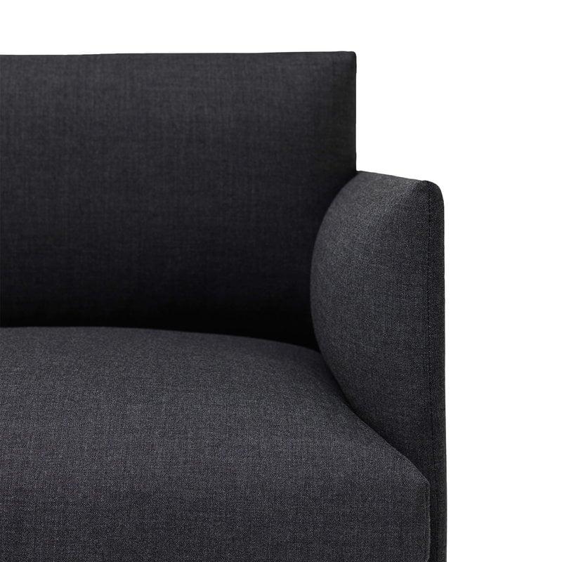 Muuto Outline Sofa 3 1 2 Seater