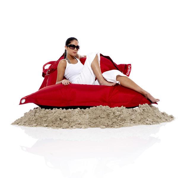 fatboy buggle up s kkituoli punainen finnish design shop. Black Bedroom Furniture Sets. Home Design Ideas