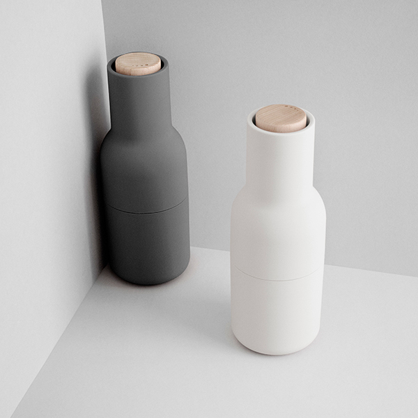 menu bottle grinder 2 pack ash carbon beech finnish. Black Bedroom Furniture Sets. Home Design Ideas