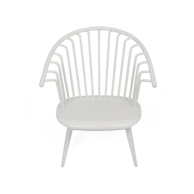 Artek sedia crinolette bianca finnish design shop for Sedia design bianca