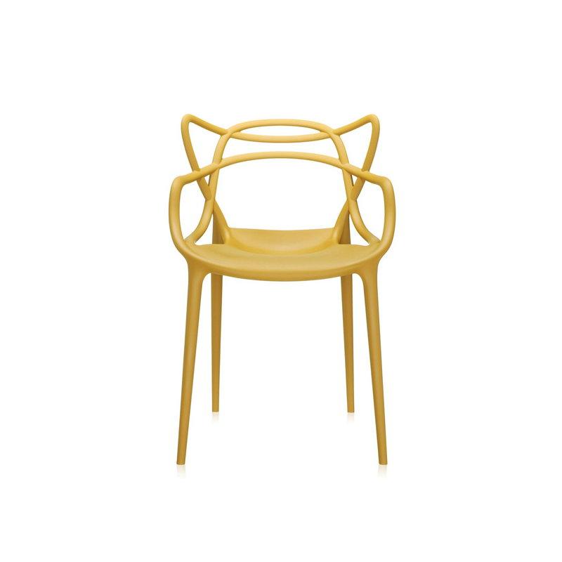 Kartell Masters chair, mustard   Finnish Design Shop
