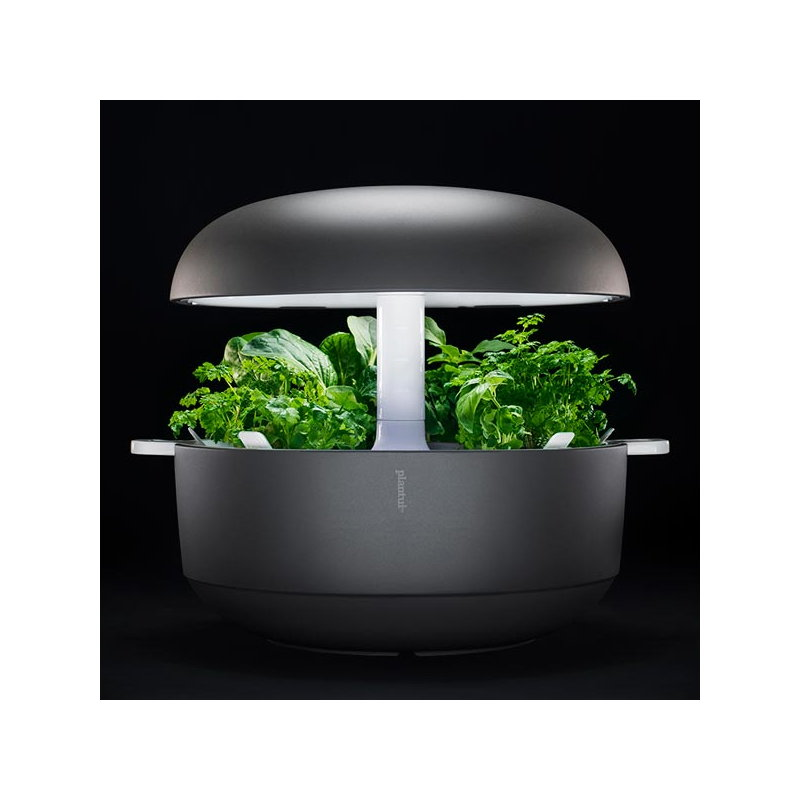 plantui smart garden 6 grey finnish design shop. Black Bedroom Furniture Sets. Home Design Ideas