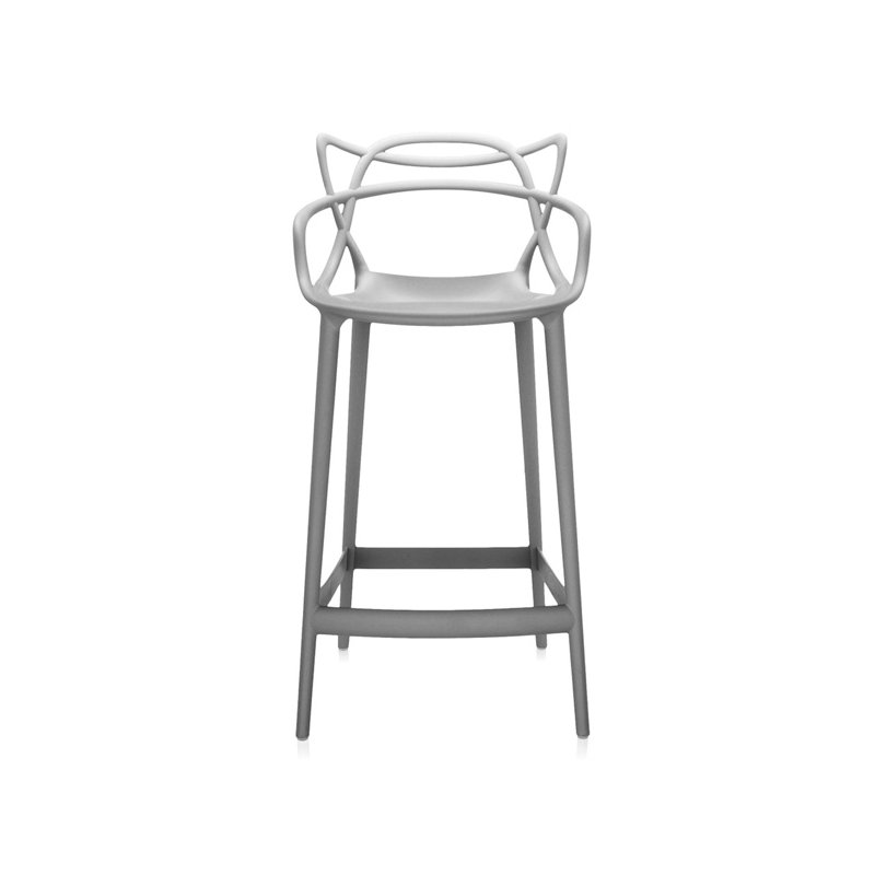 Kartell Masters Stool Grey Finnish Design Shop