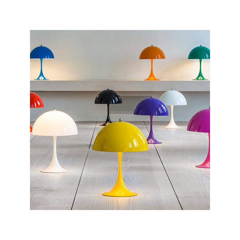 louis poulsen panthella mini p yt valaisin sinivihre finnish design shop. Black Bedroom Furniture Sets. Home Design Ideas