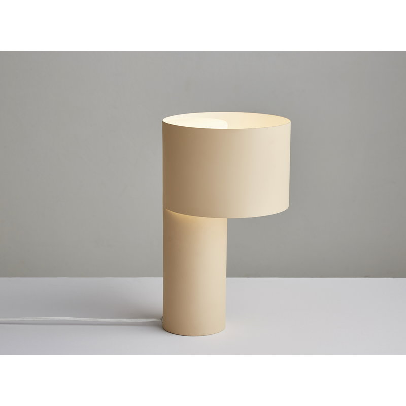 Phenomenal Woud Tangent Table Lamp Desert Sand Finnish Design Shop Ocoug Best Dining Table And Chair Ideas Images Ocougorg