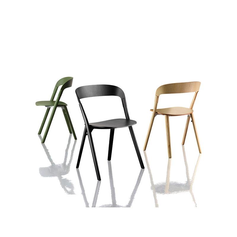 Magis Pila Chair, Ash