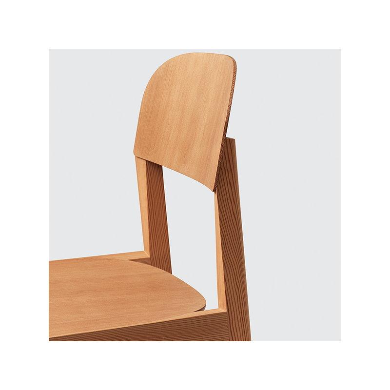 Muuto sedia workshop nera finnish design shop for Sedia design nera