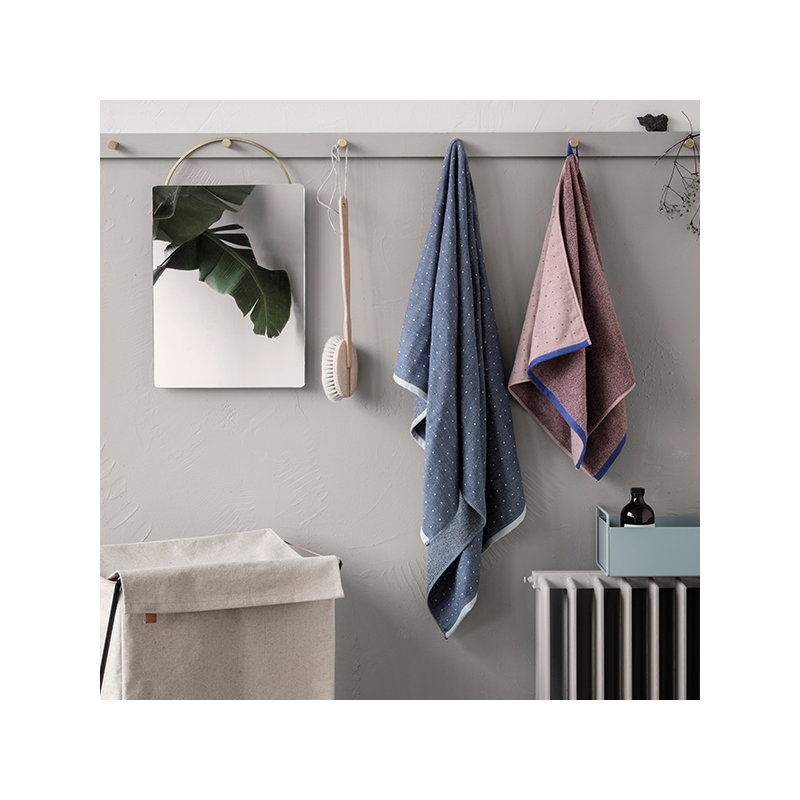ferm living sento kylpypyyhe sininen finnish design shop. Black Bedroom Furniture Sets. Home Design Ideas