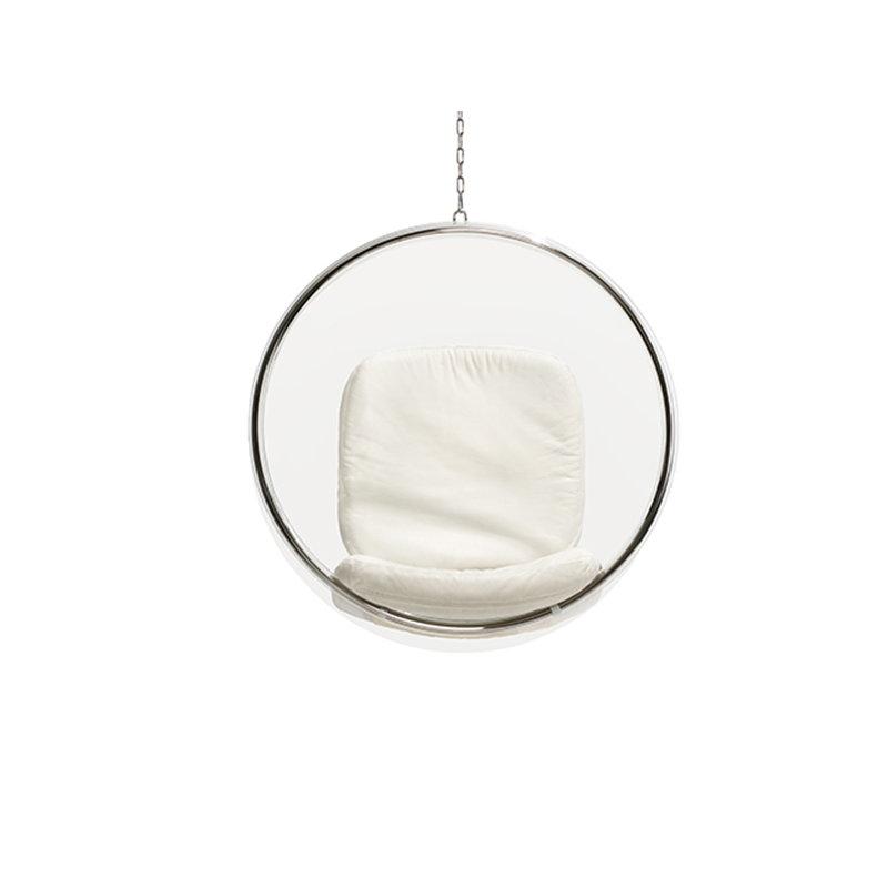 bubble chair white eero aarnio originals