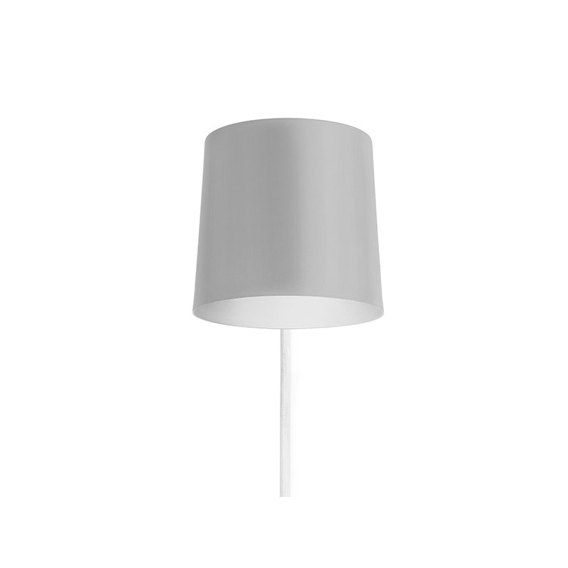 Normann Copenhagen Rise wall lamp, grey | Finnish Design Shop