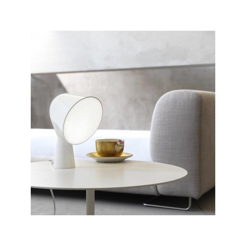 Foscarini binic table lamp white finnish design shop - Lamp binic ...
