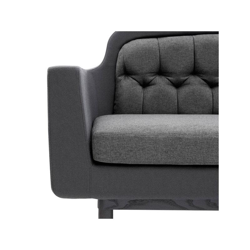Normann copenhagen divano onkel grigio scuro finnish design shop - Divano grigio scuro ...