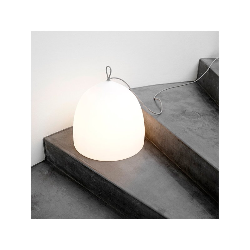 Lightyears suspence nomad grigia finnish design shop for Lampada nomad