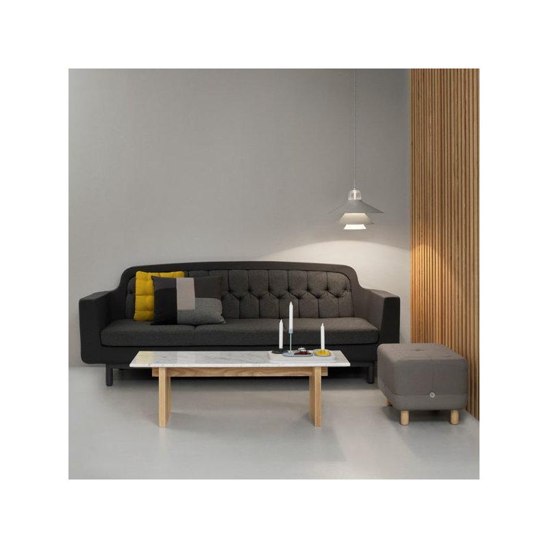 Normann Copenhagen Divano Onkel, grigio scuro  Finnish Design Shop