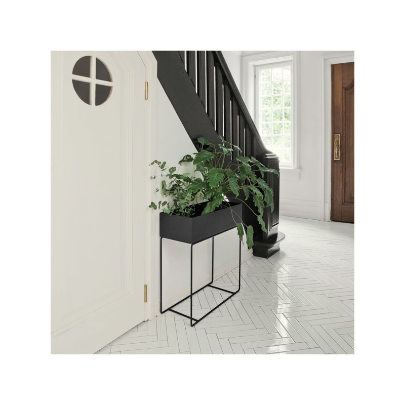 ferm living plant box ochre finnish design shop. Black Bedroom Furniture Sets. Home Design Ideas