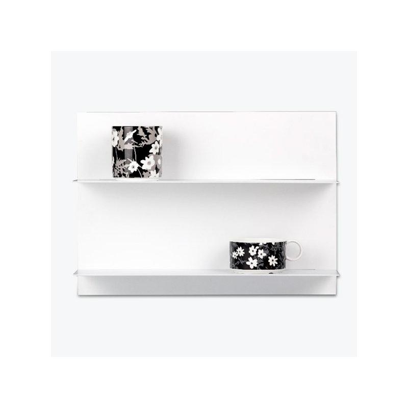 Design Letters White Paper Shelf A3 Finnish Design Shop