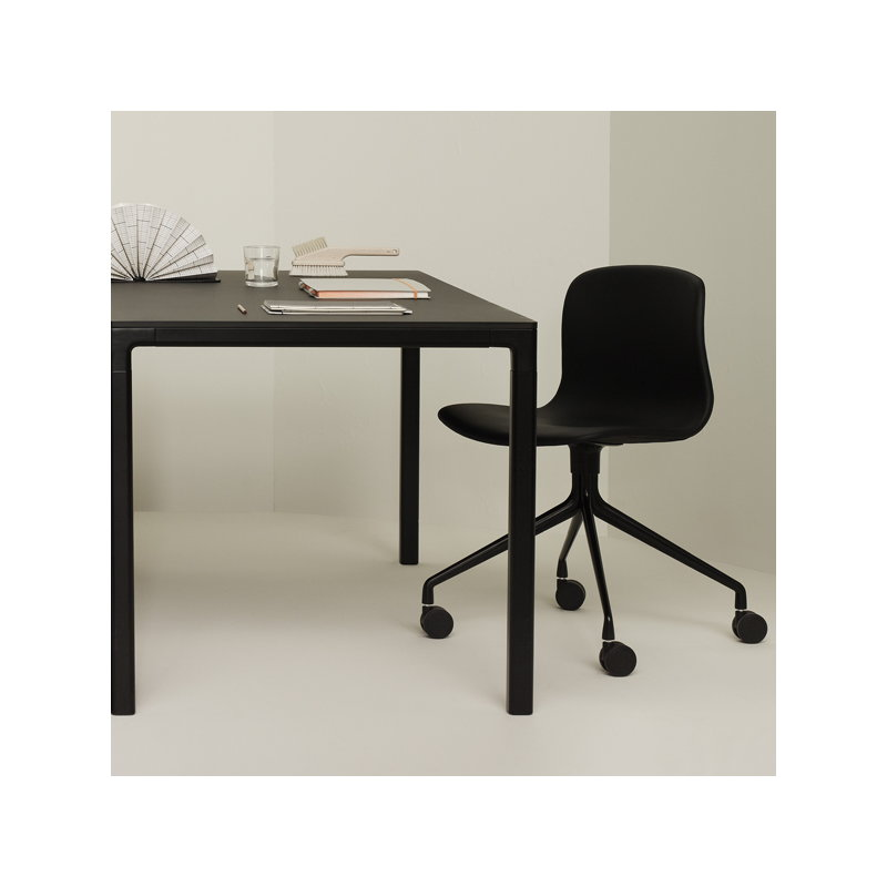 hay about a chair aac14 ty tuoli valkoinen finnish design shop. Black Bedroom Furniture Sets. Home Design Ideas