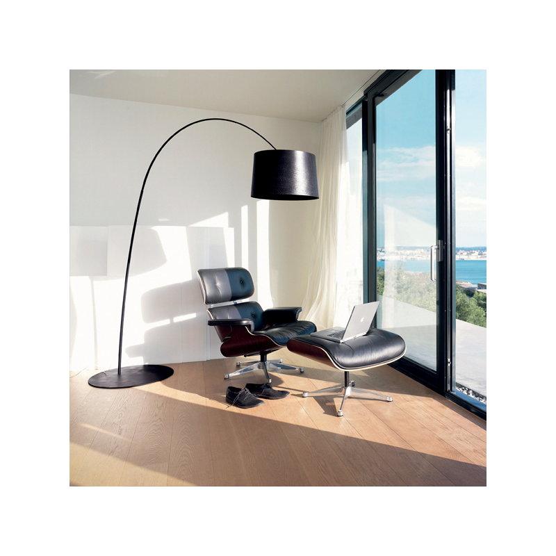 Foscarini lampada da terra twiggy nera finnish design shop - Lampada da terra design ...